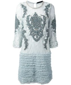 Amen | Embellished Shift Dress