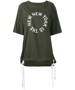 DKNY | The New New York Shirt With Drawcords Size Medium