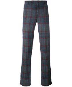 Massimo Alba | Checked Trousers 50