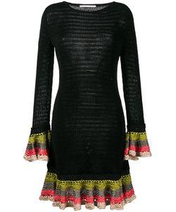 Marco De Vincenzo | Knitted Ruffle Cuff Dress 40
