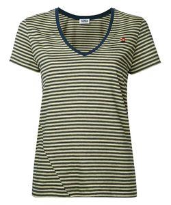 Sonia By Sonia Rykiel | V-Neck Striped T-Shirt