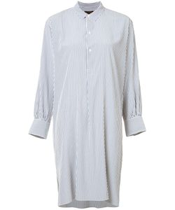Nili Lotan | Striped Shirt Dress