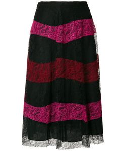 Sachin And Babi | High Waisted Striped Skirt Women