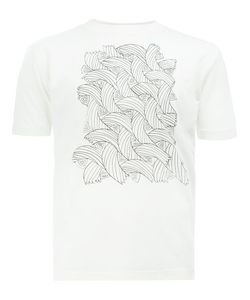 Christopher Nemeth | Rope Patterned T-Shirt Medium Cotton