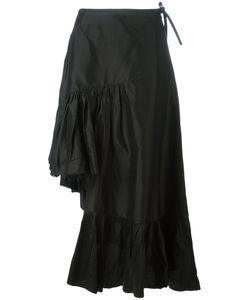 Marques Almeida | Marquesalmeida Asymmetric Frilled Skirt 8