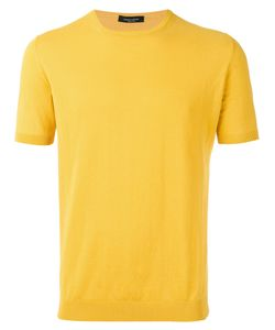 Roberto Collina   Knitted T-Shirt Size 46