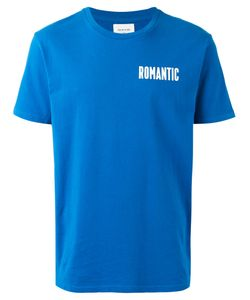 Woodwood | Romantic Slogan T-Shirt