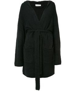 BEAU SOUCI | Belted Cardi-Coat M/L