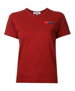 Comme des Gar ons Play | Comme Des Garçons Play Double Heart T-Shirt Size Xs