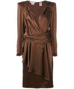 Emanuel Ungaro Vintage   Структурированное Вечернее Платье