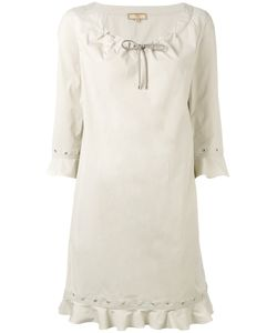 Fay | Eyelet Detail Shift Dress