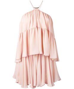 Plein Sud | Расклешенное Платье С Вырезом-Халтер