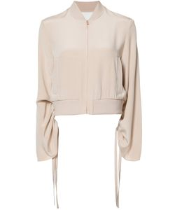 Tibi | 4ply Sculpted Bomber Jacket Size Large