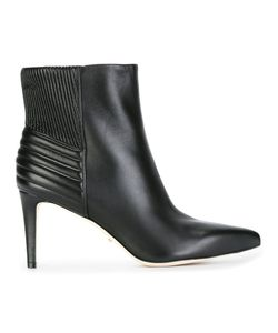 Sergio Rossi | Ribbed Ankle Boots