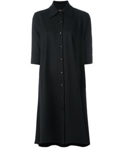 Ultràchic | Draped Classic Collar Dress