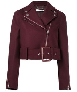 Givenchy | Cropped Belted Jacket