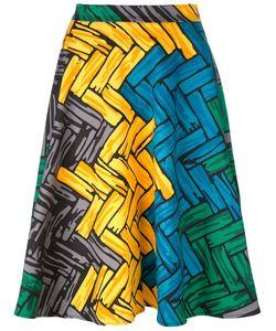 Ultràchic | Zig-Zag A-Line Skirt