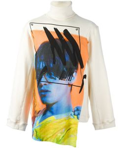 Alex Mullins | Printed Patch Sweatshirt
