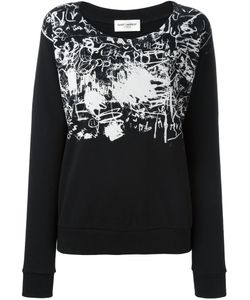 Saint Laurent | Printed Sweatshirt