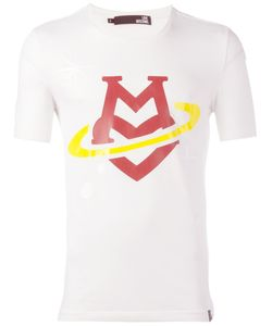 Love Moschino | Футболка С Принтом Логотипа