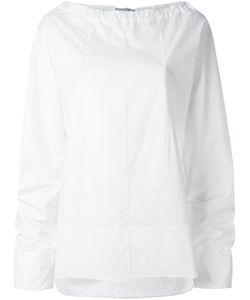 Marni | Блузка С Вырезом На Завязках