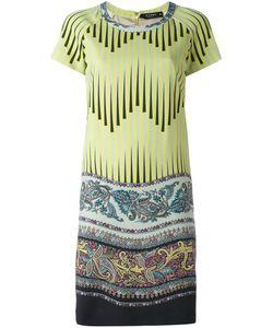 Etro | Платье С Принтом Арабеске