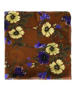 JEAN PAUL GAULTIER VINTAGE | Flower Print Scarf