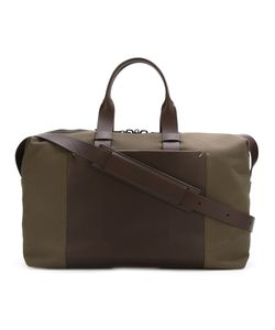 TROUBADOUR | Fabric Leather Weekender
