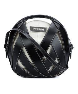 PERRIN PARIS | Straps Detail Crossbody Bag