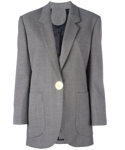 Petar Petrov | One Button Blazer