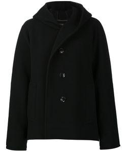 Y'S | Объемная Куртка С Капюшоном
