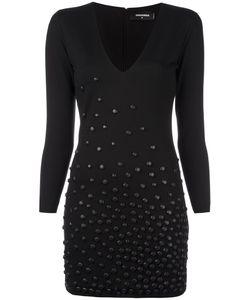 Dsquared2 | Платье C V-Образным Вырезом