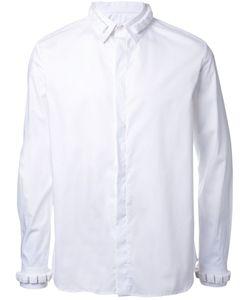 Wan Hung   Рубашка С Объемной Геометрической Отделкой
