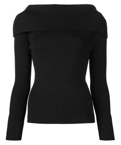 Toteme | Ribbed Shoulder Overlay Jumper