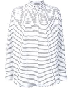 Toteme | Striped Button Down Shirt