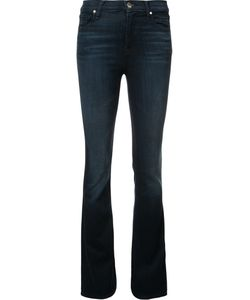 J Brand | Mid Rise Flared Jeans