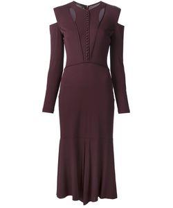 Yigal Azrouel | Платье С Прорезными Деталями