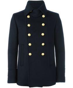 Balmain | Укороченное Двубортное Пальто