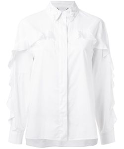 Muveil | Рубашка С Украшениями На Воротнике
