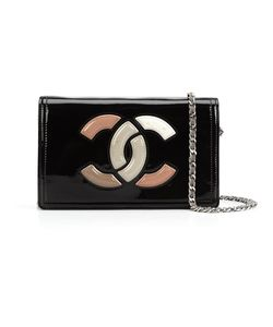 Chanel Vintage | Lipstick Cc Wallet On Chain