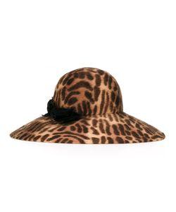 CA4LA   Шляпа С Леопардовым Принтом