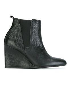 Lanvin | Ботинки На Танкетке