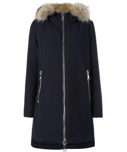 Moncler | Пальто С Капюшоном Dimitra