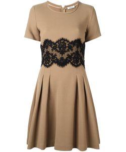 P.A.R.O.S.H. | Расклешенное Платье С Кружевной Панелью