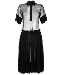 ADAM SELMAN | Платье Sheer Madness