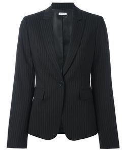 P.A.R.O.S.H. | Pinstriped Single Breasted Blazer