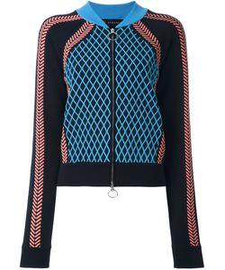 Versace | Трикотажная Спортивная Куртка