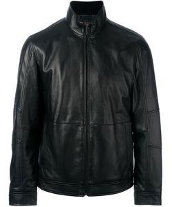 Michael Kors | Кожаная Куртка На Молнии