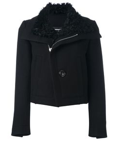 Dsquared2 | Shearling Collar Jacket