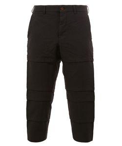 COMME DES GARCONS HOMME PLUS   Layered Shorts